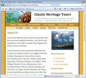 Classic Heritage Tours