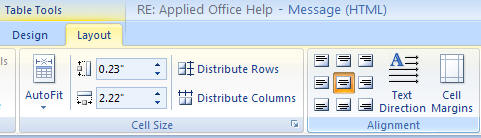 Applied Office: Onsite Computer Software, Microsoft Office